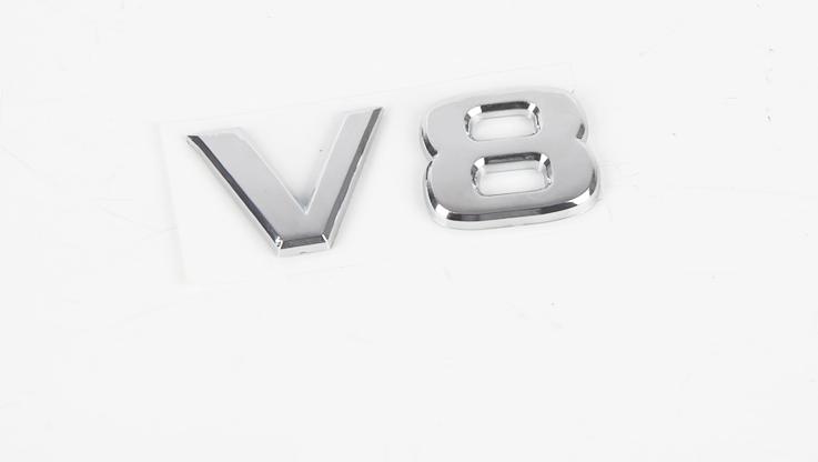 Шильдик V8 для Nissan Patrol 2014 - шильдик на капот patrol для nissan patrol 2014