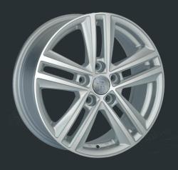 Диск колесный LS Replay SK67 6.5xR16 5x112 ET50 ЦО57.1 серебристый с полированной лицевой частью S025651