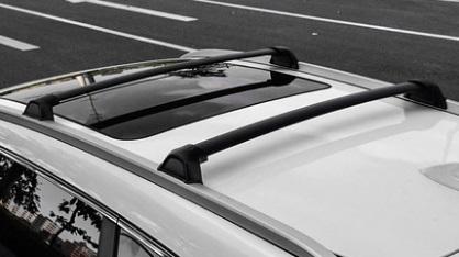 Поперечные дуги для багажника Honda C-RV 2017-