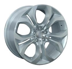Диск колесный LS Replay B116 11xR20 5x120 ET37 ЦО72.6 серебристый с полированной лицевой частью 826041