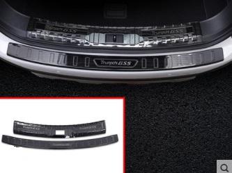 Фото - Накладки на порог багажника для GAC Trumpchi GS5 2020- накладки на внешние дверные ручки для gac trumpchi gs8 2018 2019 2020