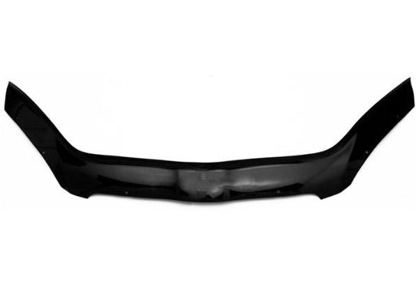 Фото - Дефлектор капота VIP Tuning MSH25 Mitsubishi Outlander 2012- дефлектор капота ca пластик 2010010108359 peugeot 408 2012