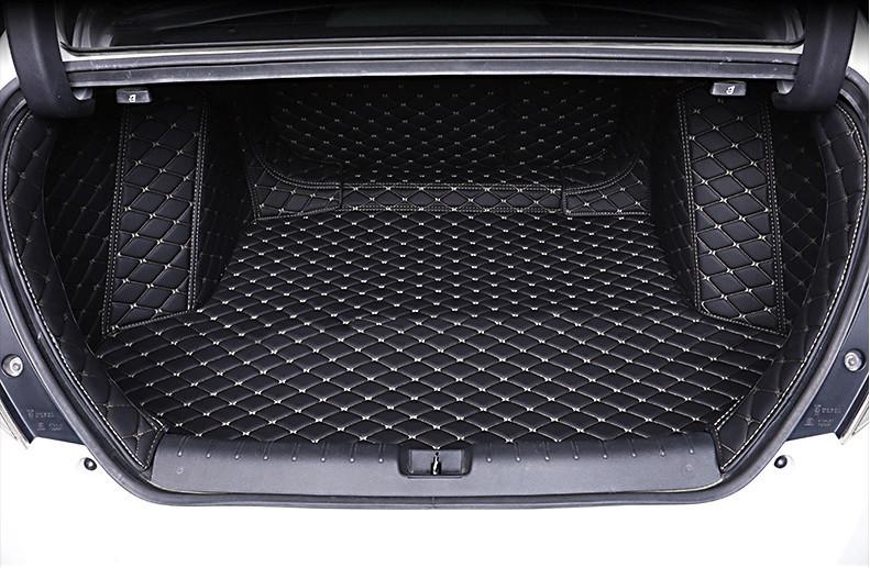 3D обшивка (коврик) в багажник Zotye Coupa 2017 - 2019