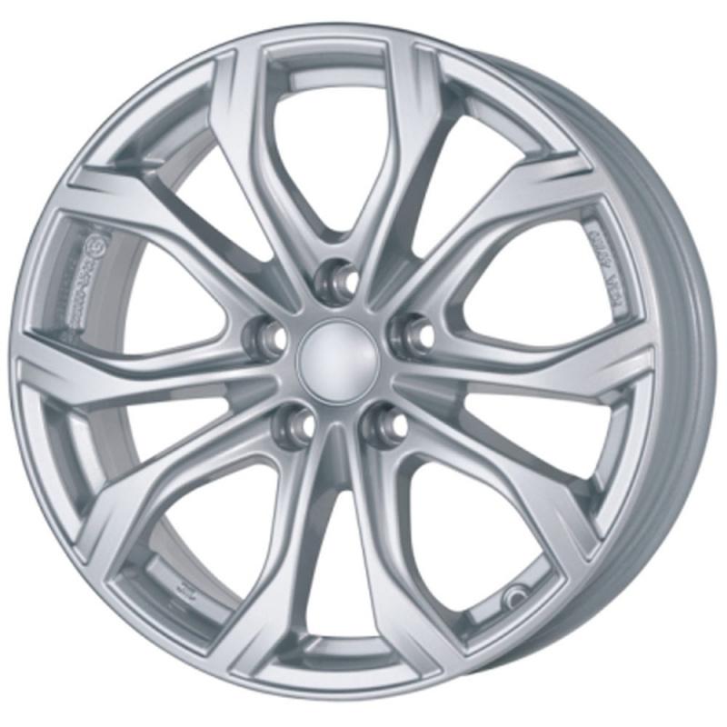Диск колесный Alutec W10X 8xR18 5x150 ET51 ЦО110,1 серебристый W10X-80851X11-0