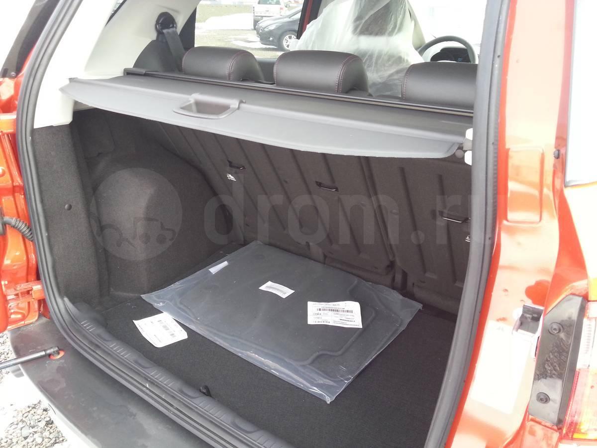 нижняя решетка для ford ecosport 2013 2018 Шторка в багажник для Ford EcoSport (2013 - 2018)