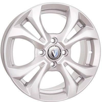 Диск колесный Venti 1504 6xR15 4x100 ET46 ЦО54,1 серебристый rd832797