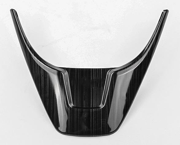 Декоративная накладка на руль (черная) для Honda C-RV 2017-