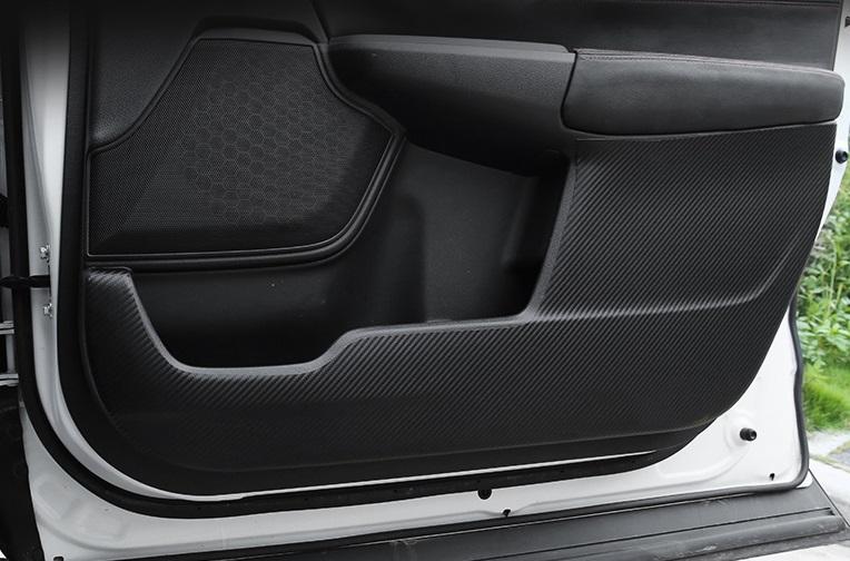 Противоударная накладка для двери (черная) для Honda C-RV 2017-