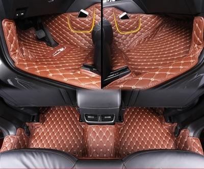 Фото - Коврики в салон 3D кожаные для Mazda CX-5 2017 - коврики в салон 3d кожаные для mazda cx 5 2017