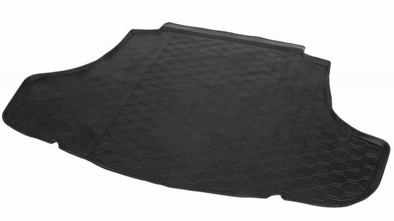 Коврики в багажник Rival полиуретан черный 15701004 Toyota Camry (7G) XV50 рест.2 2017- коврики в багажник rival полиуретан черный 11804002 ford kuga 2g 2012 рест 2016
