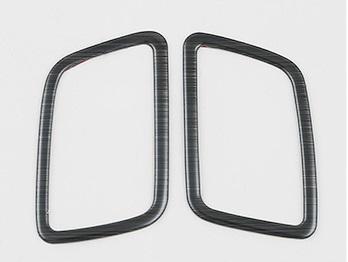Накладка на воздуховод (малая, черная) Honda CRV 2020-