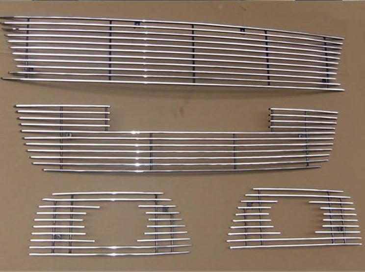 Решетки радиатора GRILLE для Zotye T600