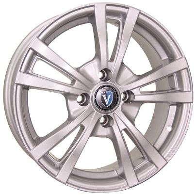 Диск колесный Venti 1404 5,5xR14 4x98 ET35 ЦО58,6 серебристый rd831723 недорого