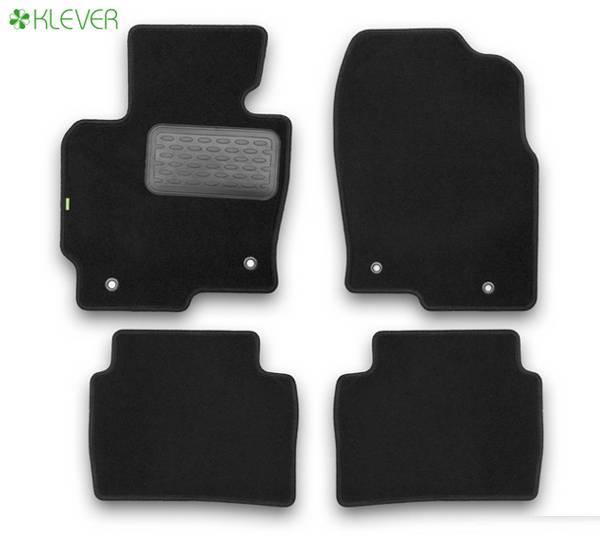 Коврики салона текстильные Standart для Mazda CX-5 АКПП 2015-2017 коврики салона текстильные 3d чёрные seintex 87324 для lada vesta 2015