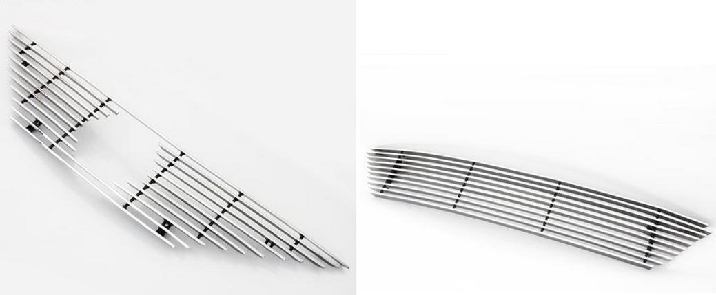 Решетка радиаторная Grille для Nissan New Tiida C13R 2015 -