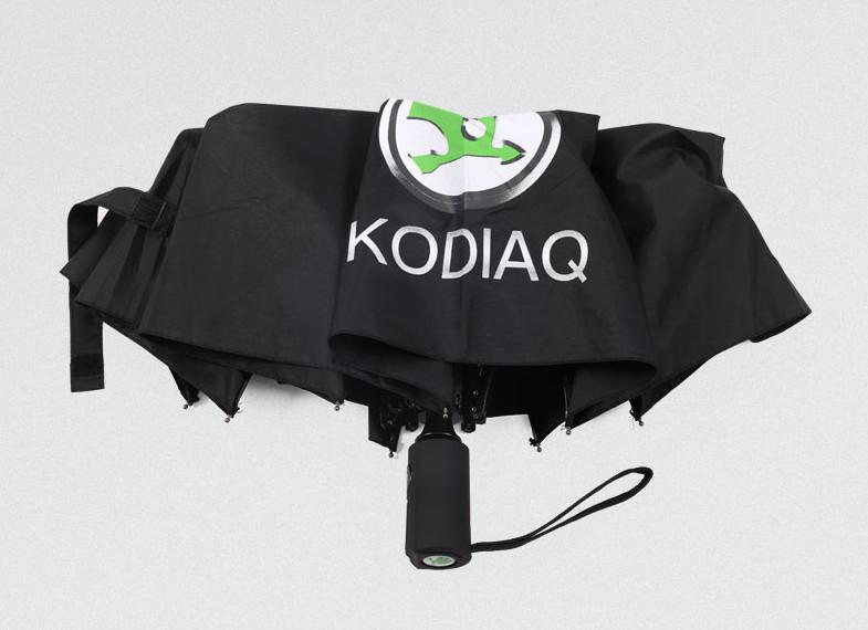 Зонт с надписью Kodiaq CHN для SKODA (2017 - по н. в.)