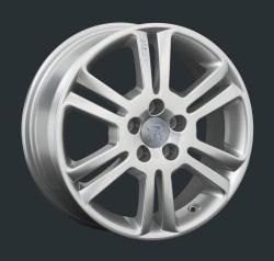 Диск колесный LS Replay V12 7xR17 5x108 ET50 ЦО63.3 серебристый 825813