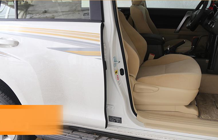 Резиновые уплотнители на двери для Nissan Patrol 2014 -