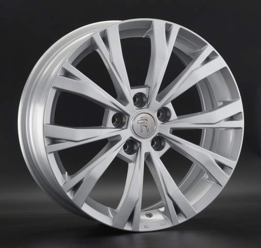 Диск колесный Replay SK122 7xR17 5x112 ET45 ЦО57,1 серебристый 043833-160035006