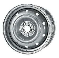 Диск колесный KFZ 9565 6.5xR16 5x100 ЕТ55 ЦО56 серебристый 903223001
