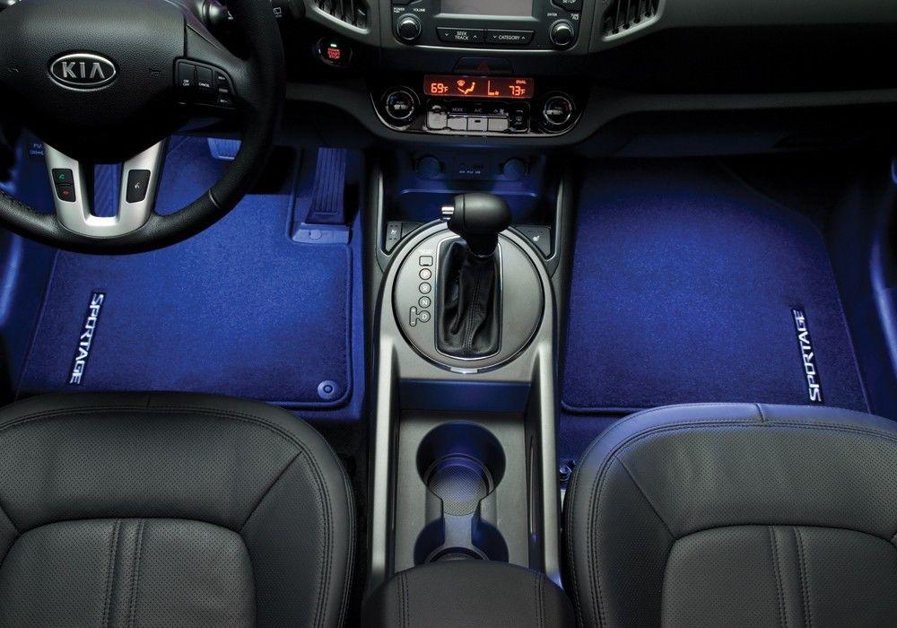 Подсветка ног водителя и пассажира KIA для KIA Sportage IV 2016 -