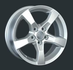 Диск колесный LS Replay GN52 7xR17 5x105 ET42 ЦО56.6 серебристый 827294