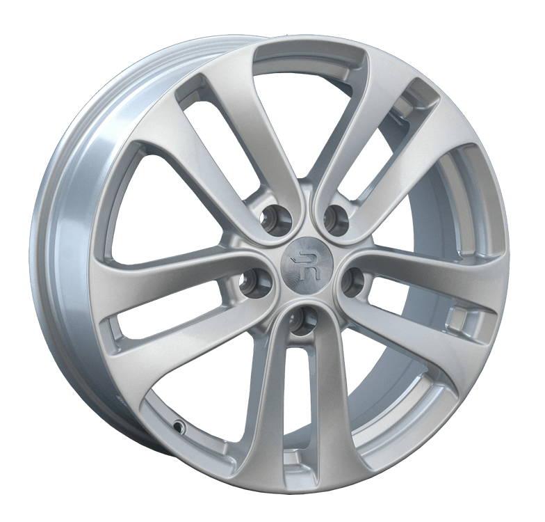 Диск колесный Replay KI256 6,5xR16 5x114,3 ET50 ЦО67,1 серебристый 079741-990146004
