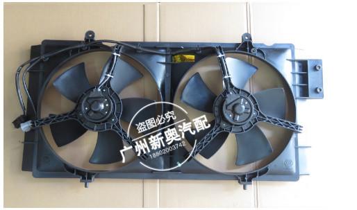Вентилятор радиатора CHN для Lifan MyWay 2017 - фонарь задний внешний на крыло для lifan myway 2017