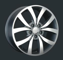 Диск колесный LS Replay MR125 7.5xR17 5x112 ET47.5 ЦО66.6 серый глянцевый с полированной лицевой частью S025660