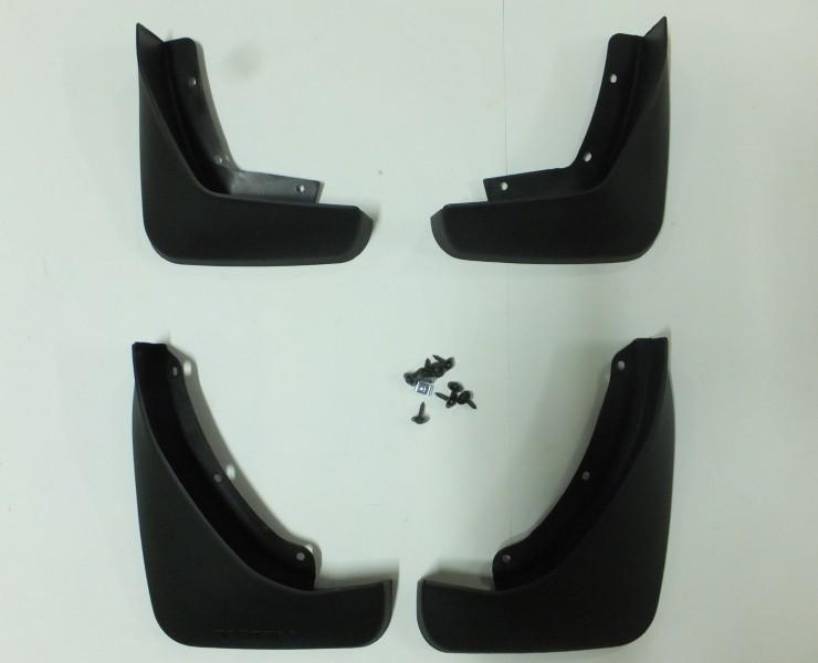 Брызговики OEM, (комплект передние+задние) OEM-Tuning CNT23-16XC90-012 для VOLVO XC90 2015 -