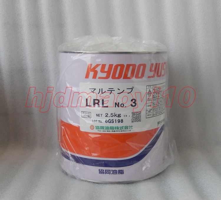 Смазка KYODO MULTEMP LRL NO.3 2.5 кг. genuine new original toward relay lrl 101 100pcv