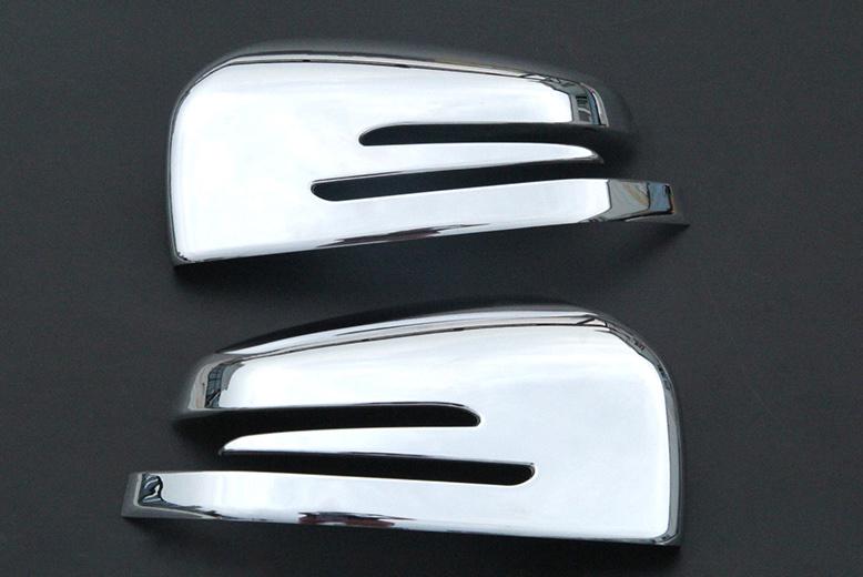 Хромированные накладки на боковые зеркала CHN для Mersedes GLE gle
