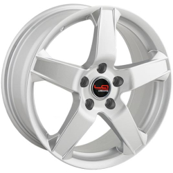 Диск колесный LegeArtis Реплика GN35 7xR17 5x105 ET42 ЦО56.6 серебристый 9117690