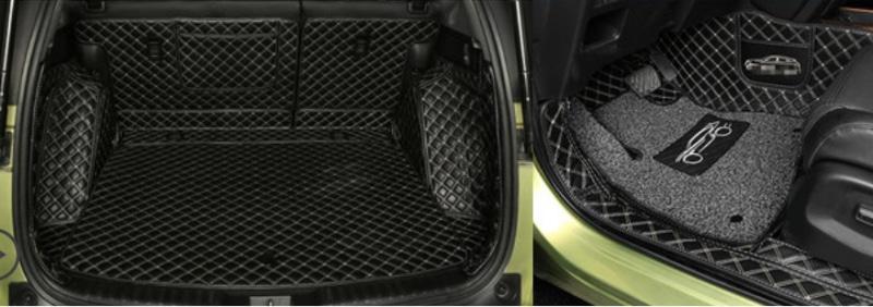 Комплект ковриков полиуретан Honda CRV 2020-