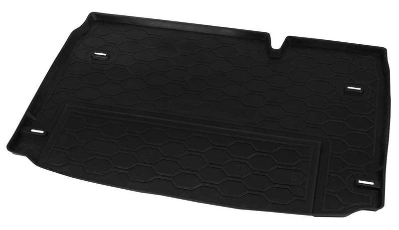 Коврики в багажник Rival полиуретан черный 11803003 Ford EcoSport (1G) рест. 2017- коврики в багажник rival полиуретан черный 11804002 ford kuga 2g 2012 рест 2016