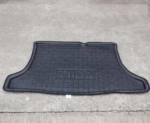 Коврик в багажник 3D синтетический для Nissan New Tiida C13R 2015 -