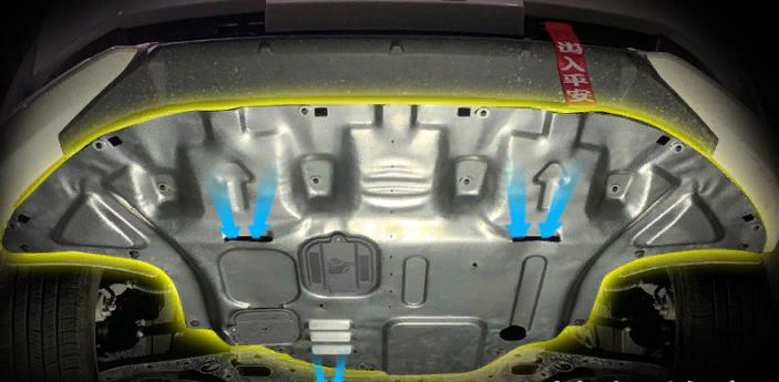 Защита картера двигателя Engine Guard для Kia K5 2020-