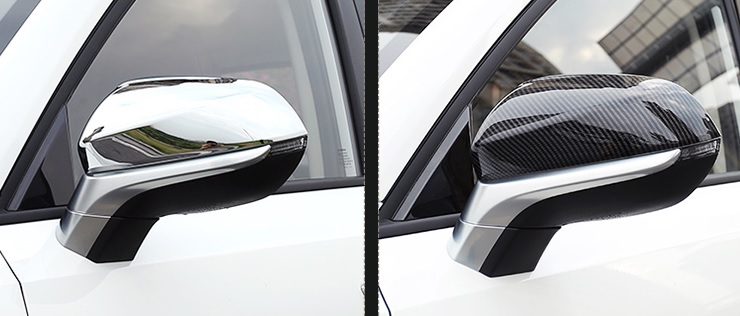зеркало заднего вида главдор gl 485 1шт 53037 Наклейка на зеркало заднего вида для Changan CS35 Plus 2019-