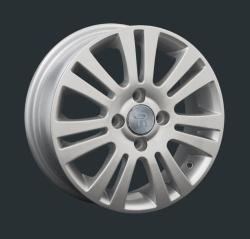 Диск колесный LS Replay DW11 5.5xR14 4x100 ET49 ЦО56.6 серебристый S032597