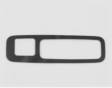 Фото - Накладка на ручку багажника для Honda C-RV 2017- накладка на порог багажника для honda crv 2017