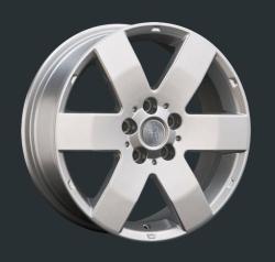 Диск колесный LS Replay GN20 7xR17 5x105 ET42 ЦО56.6 серебристый 825231