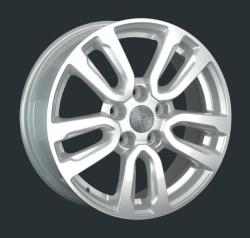 Диск колесный LS Replay TY160 6.5xR16 5x114.3 ET45 ЦО60.1 серебристый с полированной лицевой частью S026496