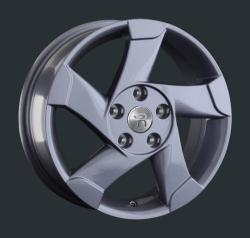 Диск колесный LS Replay RN65 6.5xR16 5x114.3 ET50 ЦО66.1 серый темный глянцевый 826722