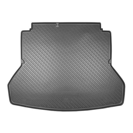 комплект адаптеров hyundai elantra md sedan2011 н в Коврик в багажник полиуретан R8570F2001 для Hyundai Elantra 2016