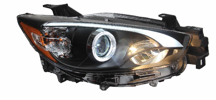 Фото - Головная оптика - ксенон для Mazda CX-5 (2011 - 2015) оптика