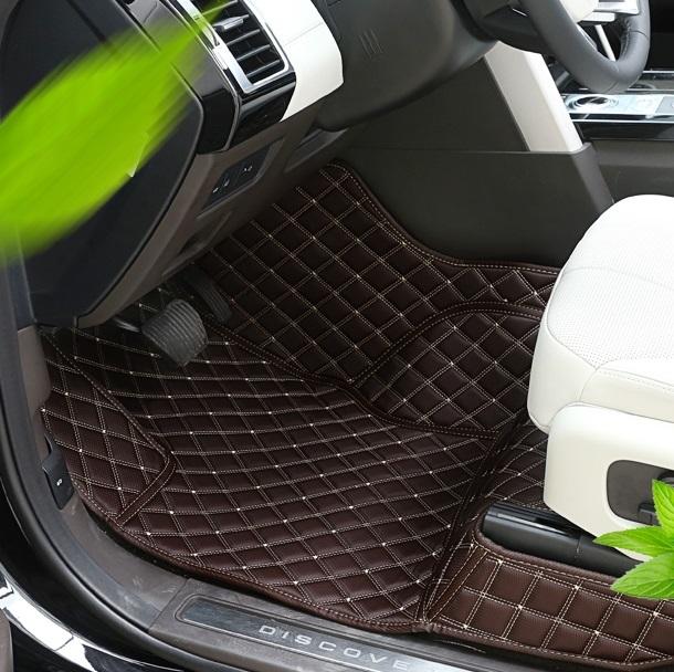 Фото - Коврики в салон 3D кожаные CHN для Land Rover Discovery 5 2017 - коврики в салон 3d кожаные для mazda cx 5 2017