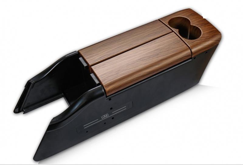 Подлокотник (с беспроводной зарядкой) для Honda C-RV 2017- радиоприемник с беспроводной зарядкой max м 010 black
