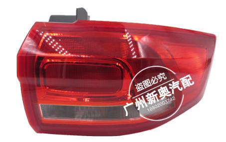 Комплект задних фонарей CHN для Lifan MyWay 2017 -
