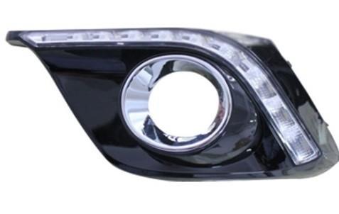 Штатные светодиодные дневные ходовые огни (ДХО), комлект. OEM DRL DRL24584 для Mazda 3 2013-2017 дневные ходовые огни дхо для volkswagen tiguan 2017