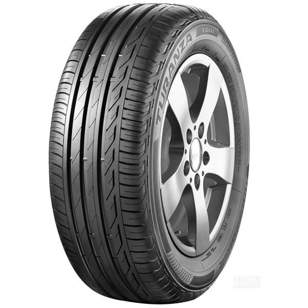 Шина автомобильная Bridgestone Turanza T001 205/60 R16, летняя, 104T